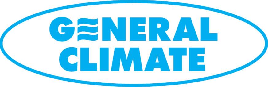 Установка напольно-потолочных Дженерал Климат