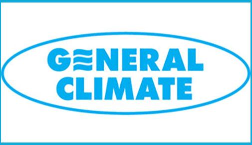 Монтаж кассетных кондиционеров General Climate